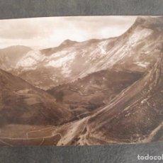 Fotografía antigua: AVILES 1929 GRAN FOTOGRAFIA ANTIGUA 30 CM X 18 CM -. Lote 94021400