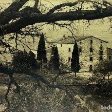 Fotografía antigua: MASIA. CASA CATALANA DE CAMPO. FOTOGRAFIA. FIRMADO P. ELIES. ESPAÑA. 1922. Lote 94390470