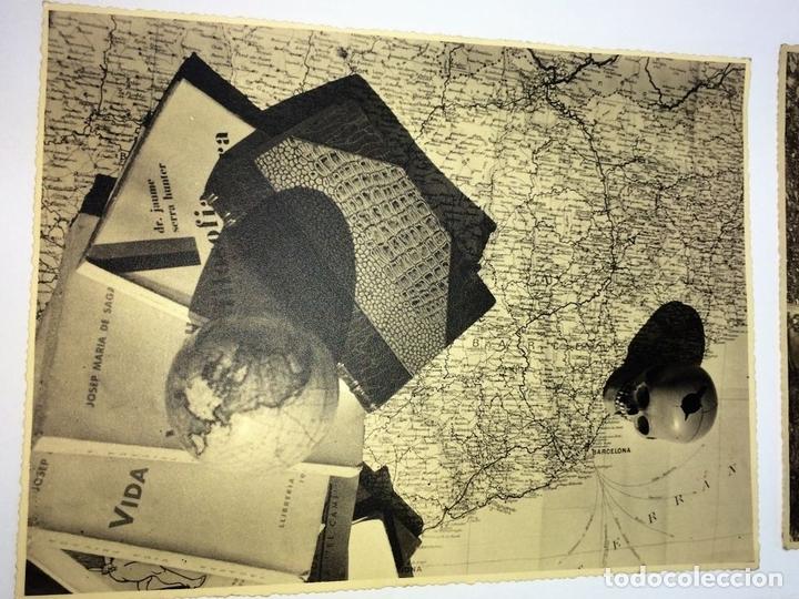 Fotografía antigua: ESCENAS CAMPESINAS. LOTE DE 10 FOTOGRAFÍAS. AUTOR ANÓNIMO. ESPAÑA. ENTRE 1920-35 - Foto 4 - 94391010