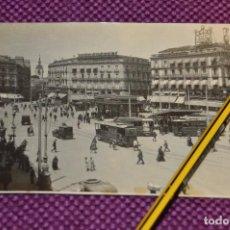 Fotografía antigua: ANTIGUA FOTOGRAFÍA DE MADRID, DE PRINCIPIOS DEL SIGLO PASADO - PRECIOSA Y RARÍSIMA - HAZ OFERTA. Lote 94688647