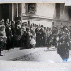 Fotografía antigua: FOTO SEMANA SANTA UBEDA 1949 18 X12 CM. Lote 94805903