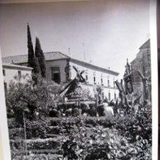 Fotografía antigua: FOTO CAIDA UBEDA 24 X 18 CM. Lote 94811591