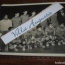 Fotografía antigua: FOTO SELECCION GUIPUZCOA BALONMANO MADRID 1963 PALACIO DE DEPORTES CAMPEON COPA REY GENERALISIMO. Lote 95577307