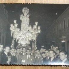 Fotografía antigua: VALENCIA - FOTO E. UTRILLA - PROCESION RELIGIOSA. Lote 95600363