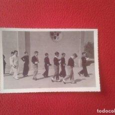 Fotografía antigua: ANTIGUA FOTO FOTOGRAFÍA OLD PHOTO GRUPO DE NIÑOS PRIMERA COMUNIÓN ? CONFIRMACIÓN ? SUAREZ BARCELONA. Lote 96768127