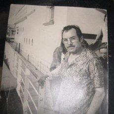 Fotografía antigua: FOTO ANTIGUA COMERCIAL PARIS 1973 VEDETTES TOUR EIFFEL TAMAÑO CUARTILLA. Lote 97258691