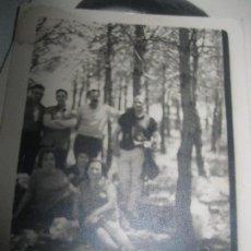 Fotografía antigua: FOTO ANTIGUA CALLOSA DEL SEGURA ALICANTE ENTE EN LA ARBOLEDA . Lote 97483095