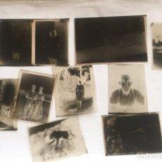 Fotografía antigua: ANTIGUO LOTE COLECCION DE NEGATIVO NEGATIVOS, ENTRAN TODAS. Lote 98051471