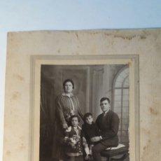 Fotografía antigua: FOTO ANTIGUA. J.DERREY VALENCIA 1925. Lote 98639164