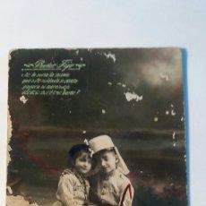 Fotografía antigua: FOTO POSTAL.MADRID 1914. Lote 98640548