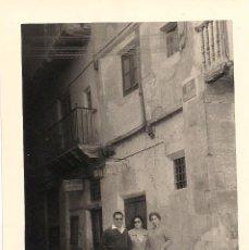 Fotografía antigua: FOTOGRAFIA ALBARRACIN TERUEL - C-22. Lote 98646679