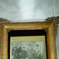 Fotografía antigua: FOTOGRAFIA FAMILIA ENMARCADA. Lote 99233910