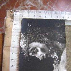 Fotografía antigua: SEMANA SANTA SEVILLA - SANTISIMO CRISTO DE BURGOS - IGLESIA DE SAN PEDRO - FOTO FERNAND. Lote 102624895