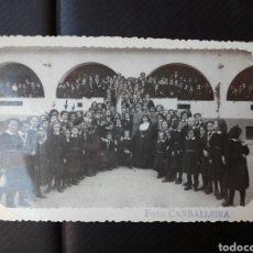 Fotografía antigua: SALAMANCA COLEGIO HUÉRFANOS 1950 FOTO CARBALLEIRA. Lote 103190326