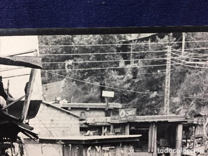 Fotografía antigua: fotografia blanco negro calle pakistan franja peshawar norte india años 50 70 40 x 27,5 cm - Foto 3 - 103389663