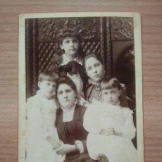 Fotografía antigua: FOTOGRAFÍA ORIGINAL ANTIGUA DE ESTADOS UNIDOS. Lote 103457831