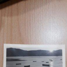 Fotografía antigua: FOTOGRAFIA DE FUENTERRABIA AÑOS 50-18X12. Lote 104052543