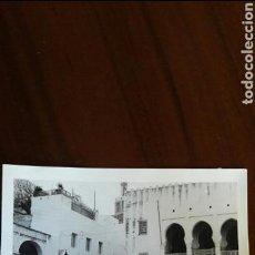 Fotografía antigua: FOTOGRAFIA DE TANGER AÑOS 50-60'-18X12. Lote 104498575