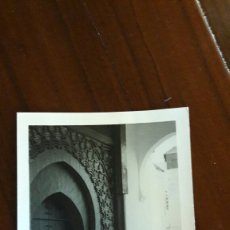 Fotografía antigua: FOTOGRAFIA DE TANGER AÑIS 50-60. Lote 104498890