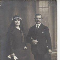 Fotografía antigua: FOTO BODA. AÑOS 20. FOT. AGUILAR DE GRAUS ( HUESCA). Lote 104769959
