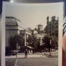 Fotografía antigua: FOTOGRAFIA PARTICULAR MADRID AÑOS 60 APROX. Lote 105086623