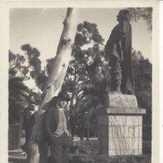 Fotografía antigua: FOTO DE HOMBRE CON TRAJE AÑOS 30. Lote 105796523