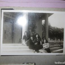 Fotografía antigua: ALICANTE FOTO ANTIGUA CENTRO PUERICULTURA INFANCIA PUERTO MURAL GASTON CASTELLO. Lote 106119727