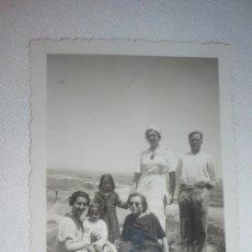 Fotografía antigua: FOTO AÑOS 40 POSANDO. Lote 107311331