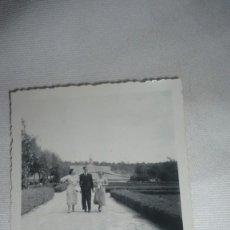 Fotografía antigua: PARQUE JOSÉ ANTONIO LABORDETA (ENTONCES PRIMO DE RIVERA-ZARAGOZA). Lote 107374023