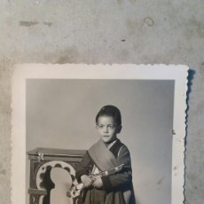 Fotografía antigua: FOTO ANTIGUA. ALCOY MOROS Y CRISTIANOS.. Lote 108249887