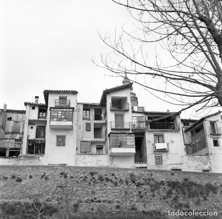 Fotografía antigua: Forcall (Valencia, els Ports). 3 negativos 56x56mm de alta calidad. Años 1960s - Foto 3 - 108260767