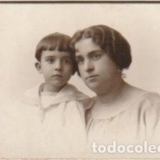Fotografía antigua: FOTOGRAFIA MATERNIDAD VALENCIA 1922 --C-6. Lote 108324355