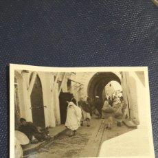 Fotografía antigua: FOTO DE TETUAN AÑOS 60--12X8. Lote 108353115