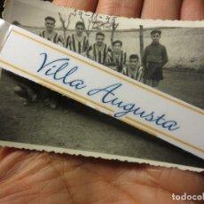 Alte Fotografie - VALENCIA FUTBOL PLANTILLA FUTBOL 1945 FOTO ORIGINAL - 109055807