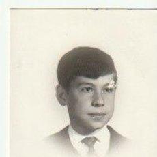 Fotografía antigua: FOTOGRAFIA JOVEN FOTOGRAFO ORTEGA JAEN 1964 - C-30. Lote 109108863
