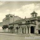 Fotografía antigua: MERIDA (BADAJOZ). 3 FOT.: SANTA EULALIA. TEATRO ROMANO E INTERIOR DEL PARADOR. TAMAÑO 8X11 CM.. Lote 109143411