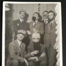 Fotografía antigua: CARNAVAL 1950, FOTOGRAFIA DE 8 X 11 CM. . Lote 109145255