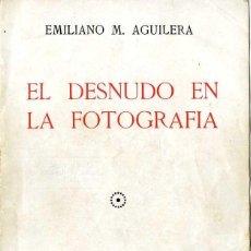 Fotografía antigua: EL DESNUDO EN LA FOTOGRAFÍA. PRINCIPIO DÉCADA DE 1930. 70 FOTOGRAFÍAS ARTÍSTICAS. LEER TEXTO......... Lote 109380135