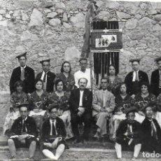 Fotografía antigua: F- 3567. FOTOGRAFIA ORIGINAL ESBART DANSAIRE, 1930.. Lote 110192967