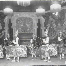 Fotografía antigua: F- 3568. FOTOGRAFIA ORIGINAL ESBART DANSAIRE, 1935. . Lote 110193107