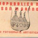 Fotografía antigua: REPÚBLICA DE SAN MARINO. CUADERNO DE 20 FOTOGRAFÍAS. AÑOS 1950. Lote 110450227