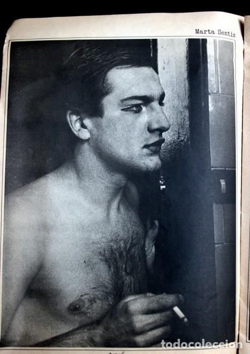 Fotografía antigua: PAPEL ESPECIAL - BOLETIN GRAFICO Nº 0 - 1978 - Revista Fotografía - 1978 - Jaume Sans - Pete - RARA - Foto 7 - 111570699