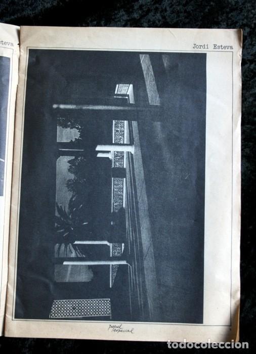 Fotografía antigua: PAPEL ESPECIAL - BOLETIN GRAFICO Nº 0 - 1978 - Revista Fotografía - 1978 - Jaume Sans - Pete - RARA - Foto 10 - 111570699