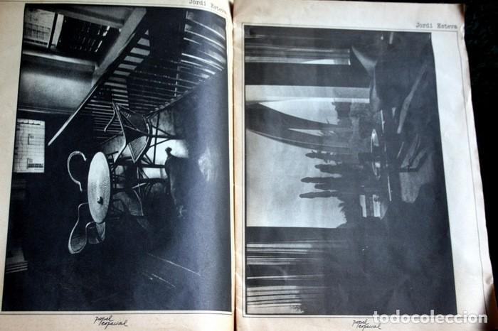 Fotografía antigua: PAPEL ESPECIAL - BOLETIN GRAFICO Nº 0 - 1978 - Revista Fotografía - 1978 - Jaume Sans - Pete - RARA - Foto 11 - 111570699