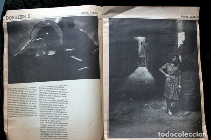 Fotografía antigua: PAPEL ESPECIAL - BOLETIN GRAFICO Nº 0 - 1978 - Revista Fotografía - 1978 - Jaume Sans - Pete - RARA - Foto 14 - 111570699
