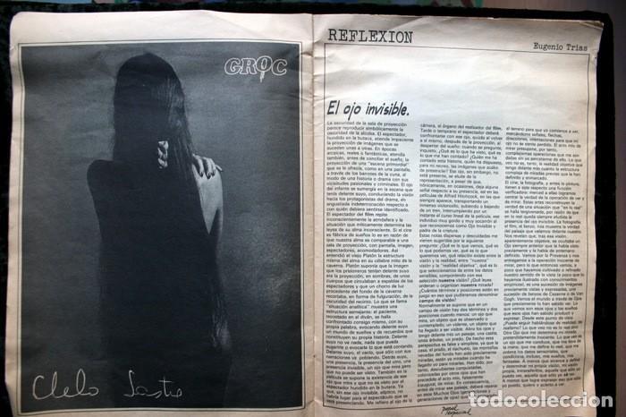 Fotografía antigua: PAPEL ESPECIAL - BOLETIN GRAFICO Nº 0 - 1978 - Revista Fotografía - 1978 - Jaume Sans - Pete - RARA - Foto 15 - 111570699