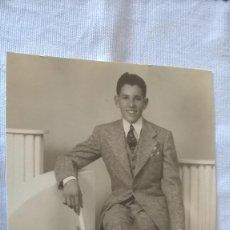 Fotografía antigua: 51-FOTO ANTIGUA, GRADUACION , EEUU, AÑOS 50. Lote 111640435