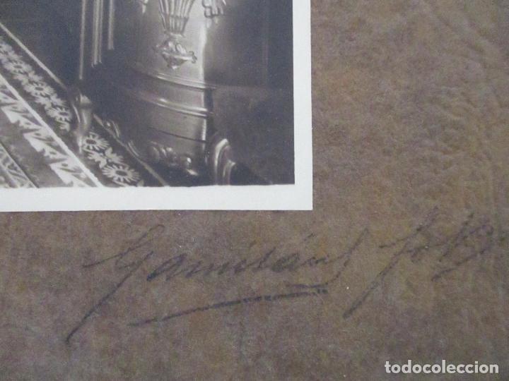 Fotografía antigua: Antigua Fotografía - Fotógrafo Gamisans - Comedor de Época, Decoración - Años 40-50 - Foto 3 - 111693495