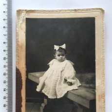 FOTO. BEBE. FOT. ANÓNIMO. H. 1920?