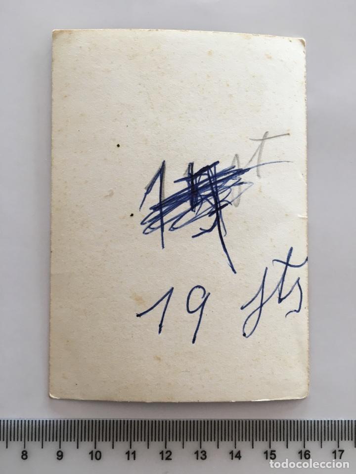 Fotografía antigua: FOTO EN LA FERIA. FOTOG. ANÓNIMO. H. 1960? - Foto 2 - 112600127